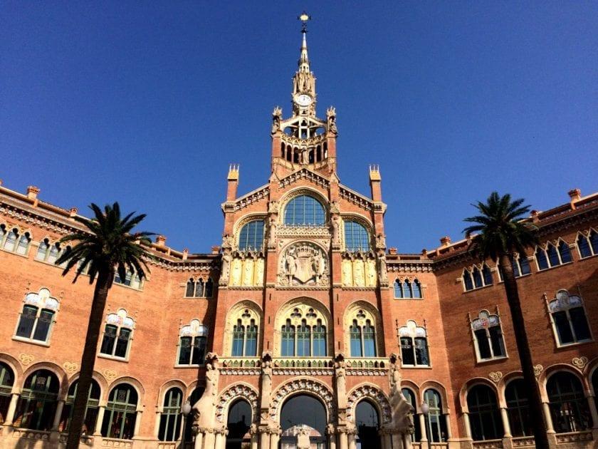 barcelona hospital