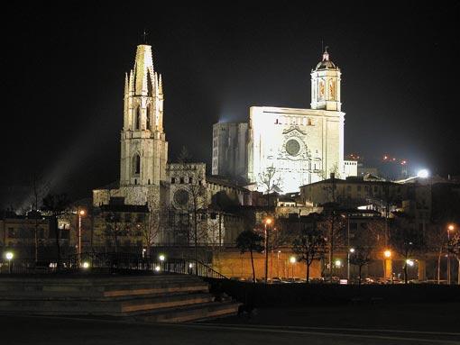 Der Dom in Girona