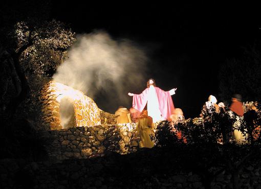 Sant Climent Secebes Jesus