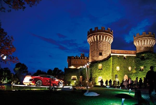 Das Festival Castell Peralada bietet in diesem Jahr ein Programm mit Weltstars