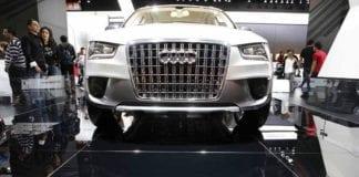 Barcelona - in der Katalanischen Hauptstadt wird unteranderm der Audi gebaut