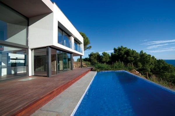 Bei diesem Designhaus mit Meerblick bezahlen Sie bist Jahresende nur 4% MwSt.