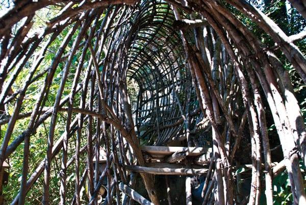 Joseps Labyrinth oder Schloss Argelaguer