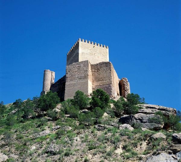 Festung in Murcia