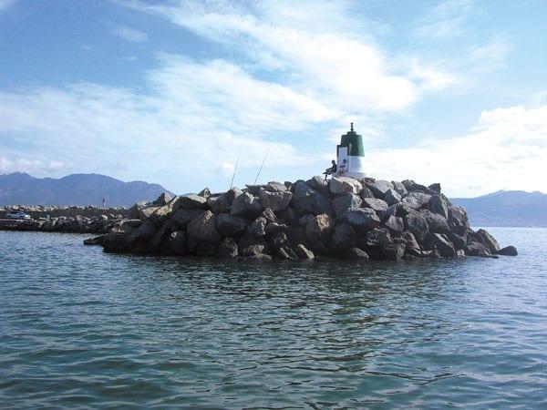 Bootsfahrt von Empuriabrava nach Portlligat
