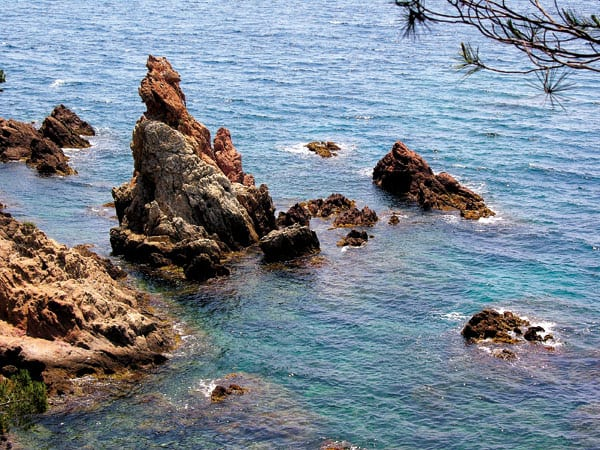 Wunderschönes Mittelmeer