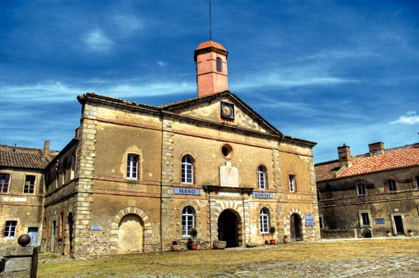 Museum im Fort de Bellegarde