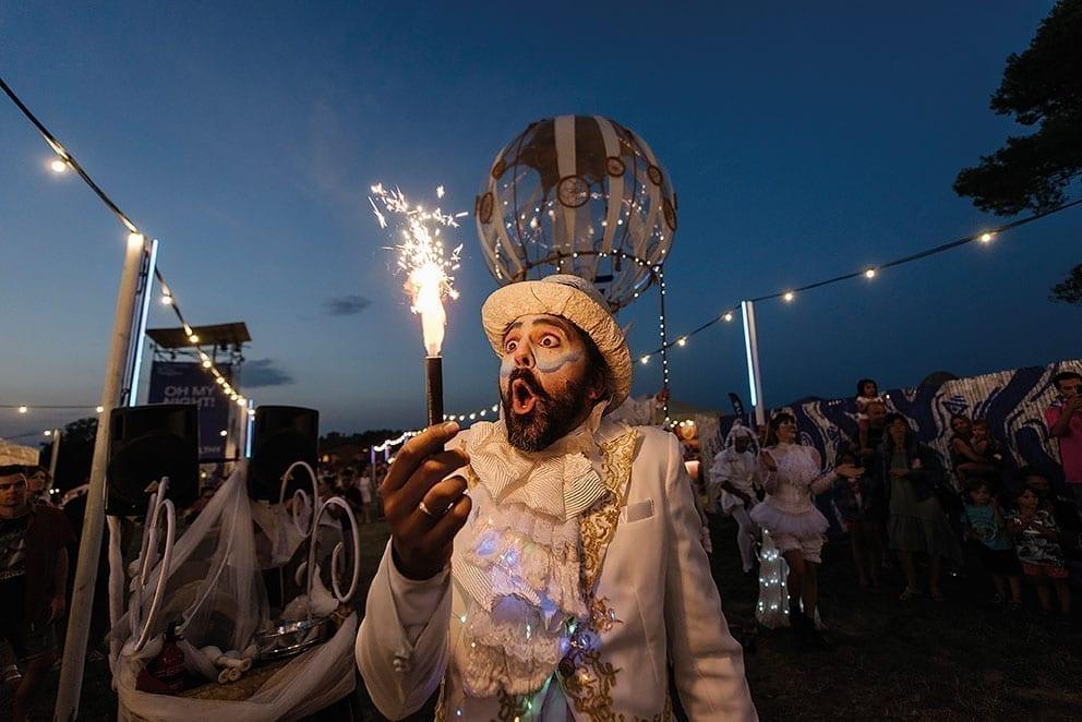 Festivalseason Costa Brava
