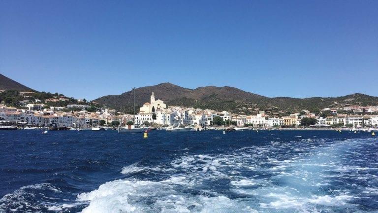 Yachting : von Rosas nach Cadaqués