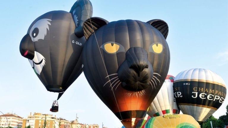 European Balloon Festival – Igualada