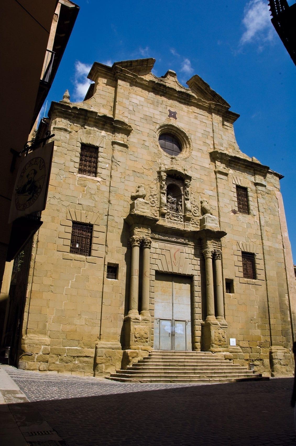 Kirche in Vic