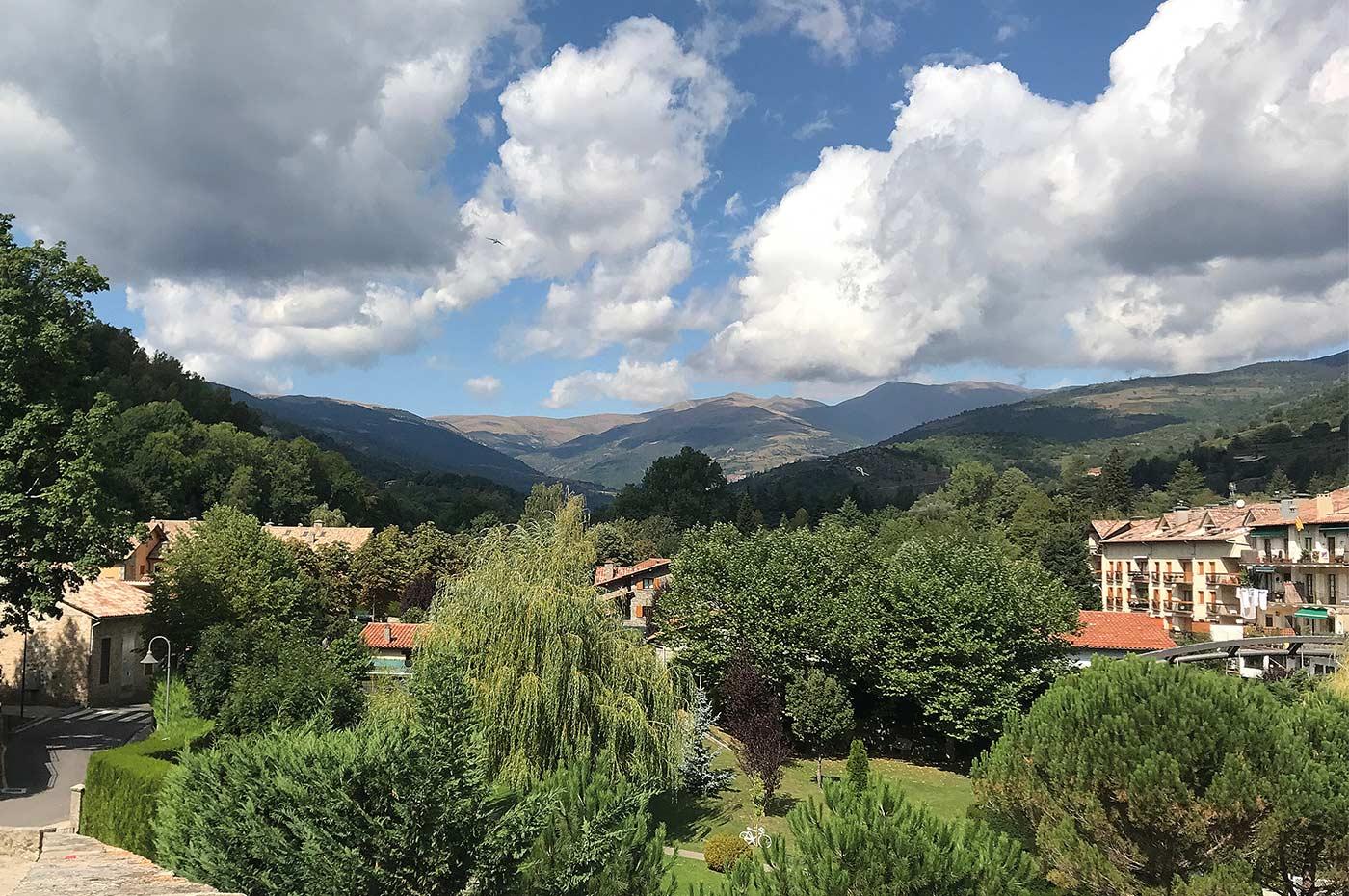 in den französischen Pyrenäen