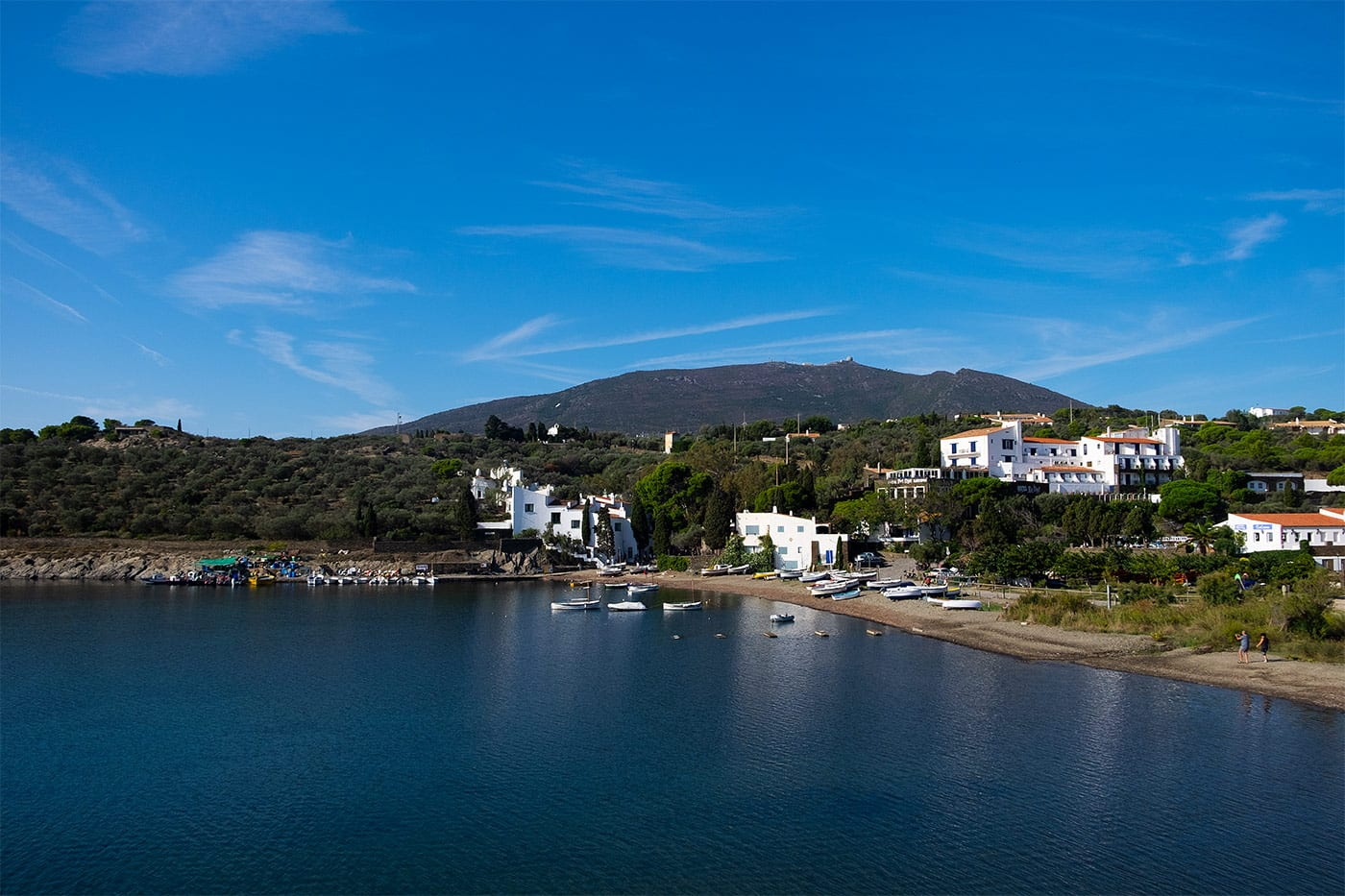 le grand triangle de Dalí, La Costa Brava surréaliste, Port Lligat