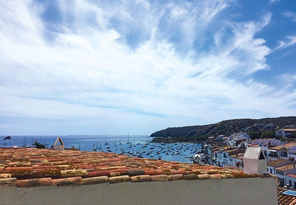 by boat, cadaqués,spain, endless summer