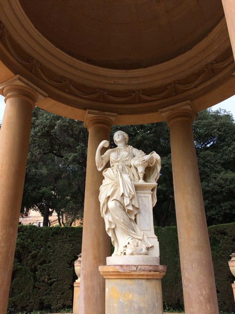 """""""Parc del Laberint d'Horta""""."""