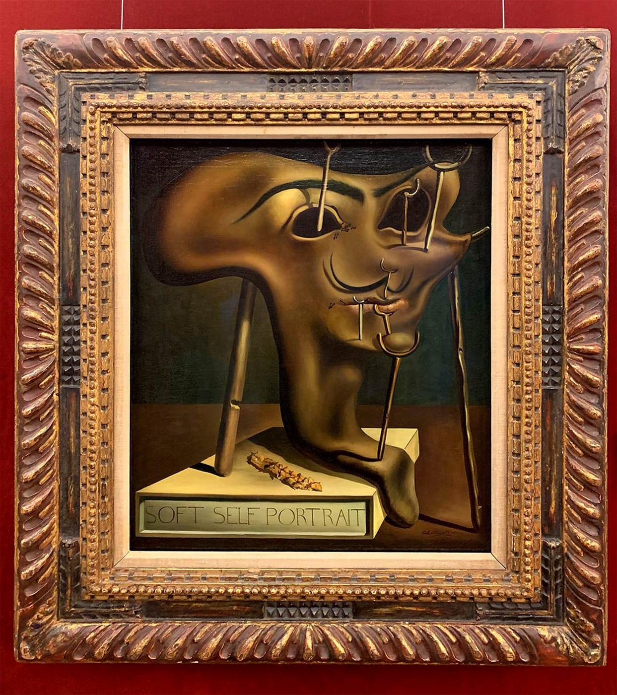 Le grand triangle de Dalí - la Costa Brava surréaliste, théâtre-musée Dalí Figueres
