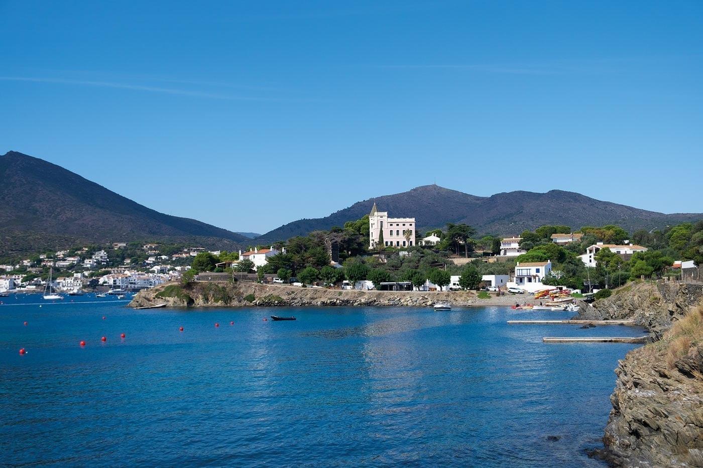 Schloss, Wandern in Cadaqués