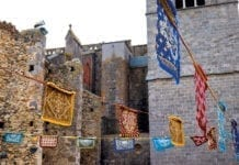Castello d'Empúries, Festival Terra de Trobadors, midcentury