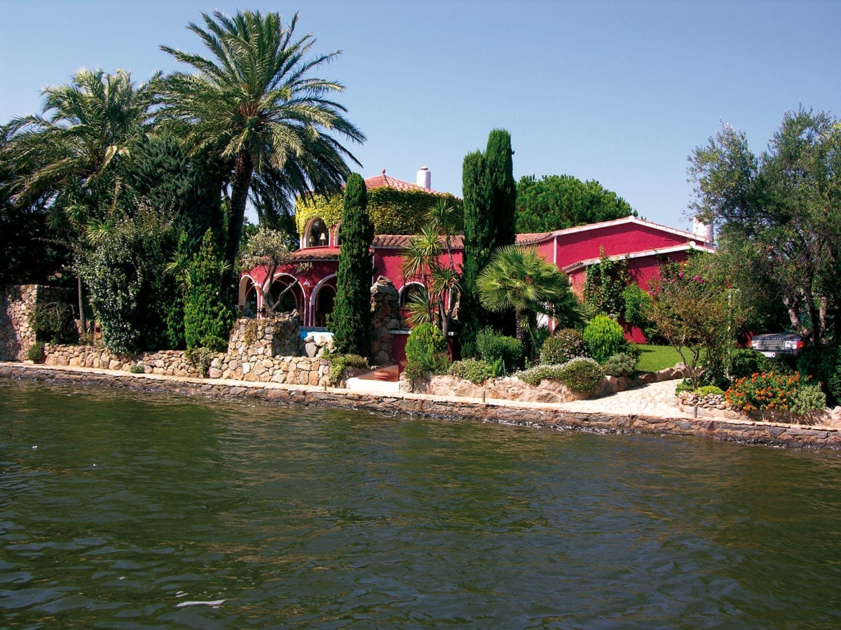 Immobilien am Kanal in Empuriabrava