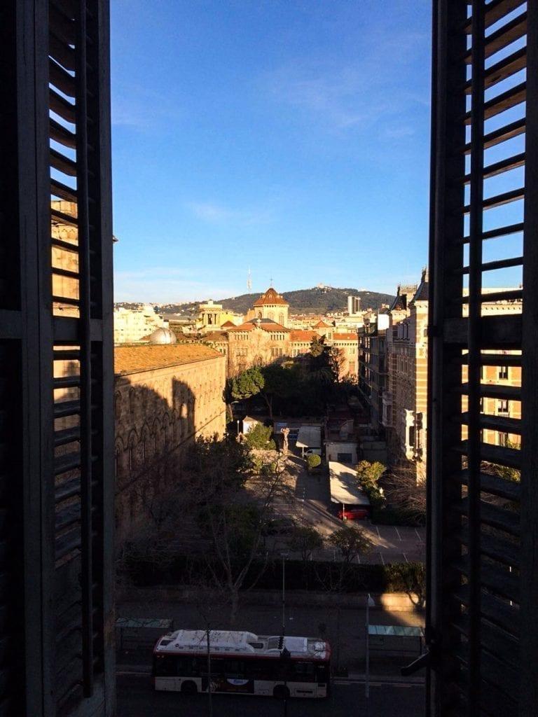 Kurzurlaub in Barcelona