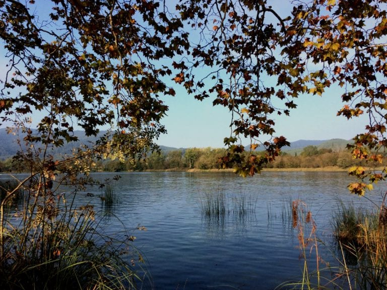 Banyoles – die Stadt am See