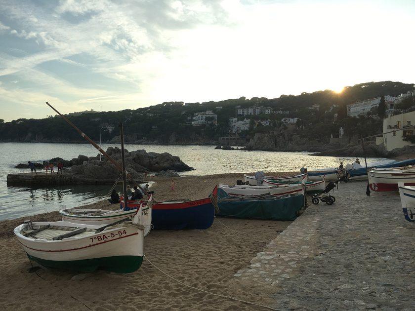 Calella de Palafrugell - Costa Brava - Traumstrände