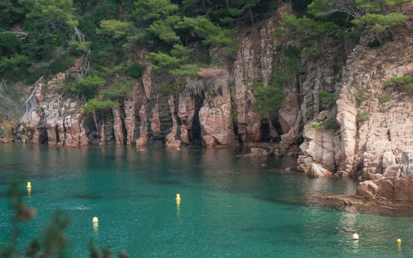 Buchten-Begur-Schnorcheln-Meer