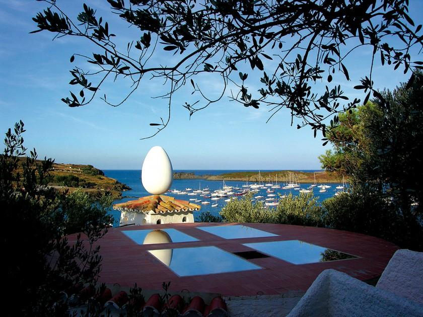 Wohnhaus von Salvador Dalí in Port Lligat