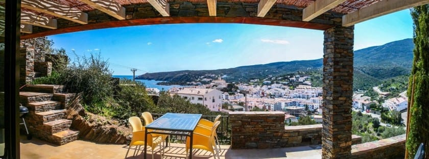 Villa mit Blick zum Verkauf