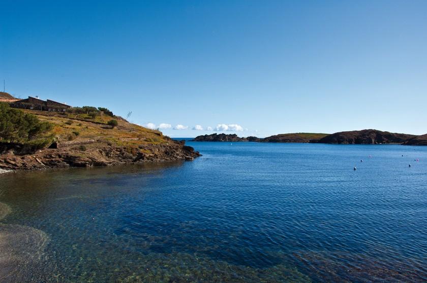 Bucht zwischen Cadaqués und Port Lligat