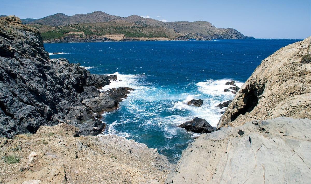 Küste von LLanca