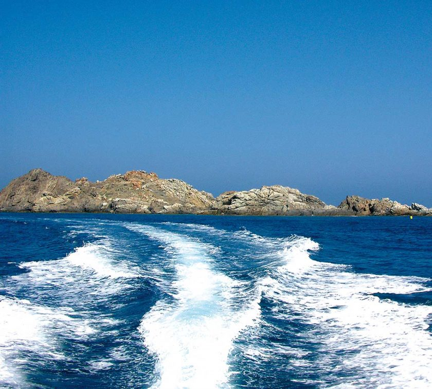 Costa Brava vom Meer aus entdecken