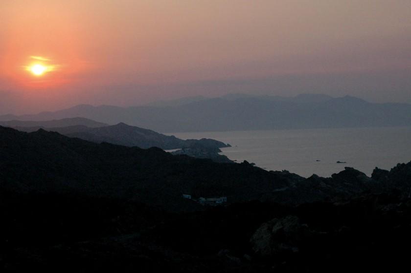 Romantische Sonnenuntergänge am Cap de Creus