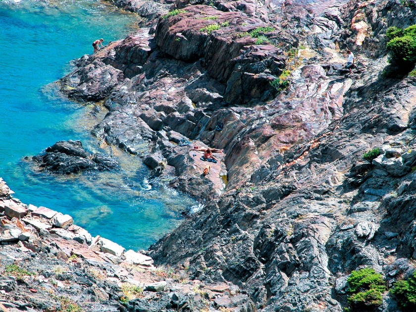 Buchten der Costa Brava - Cap de Creus
