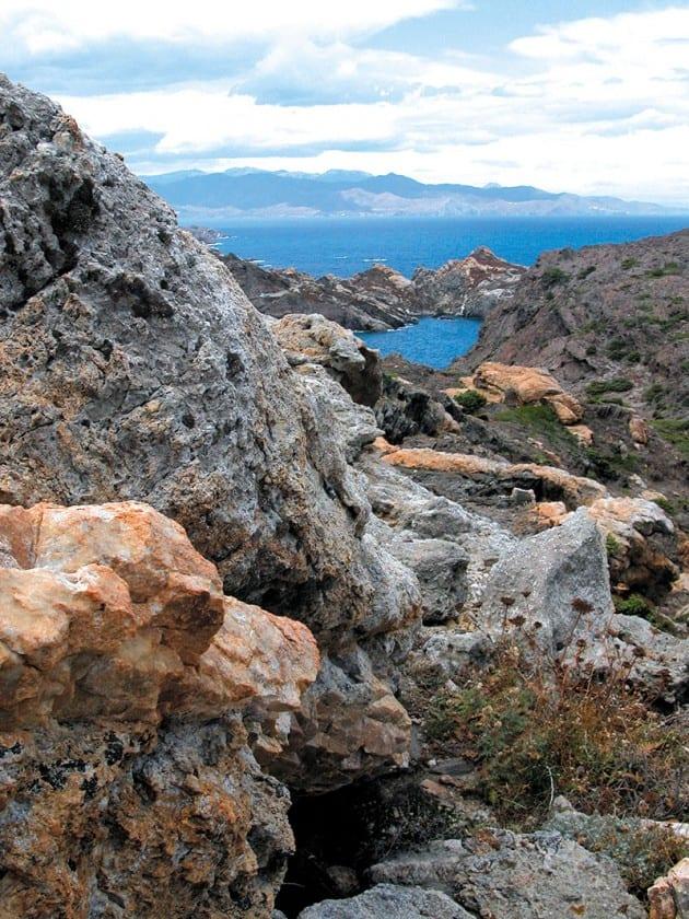 Costa Brava - das Cap de Creus bei Cadaqués