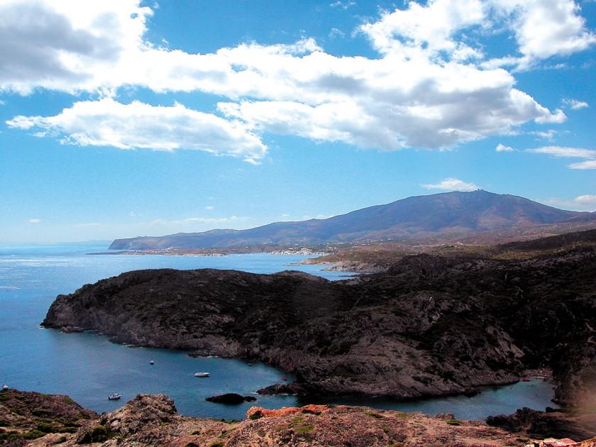 Cap de Creus bietet fantastischen Meerblick