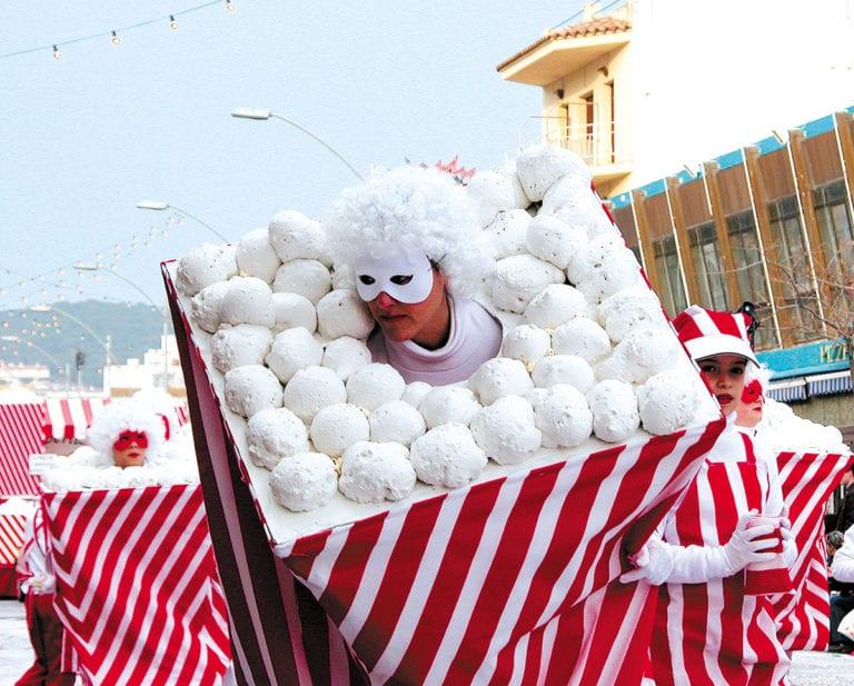 Carnaval an der Costa Brava