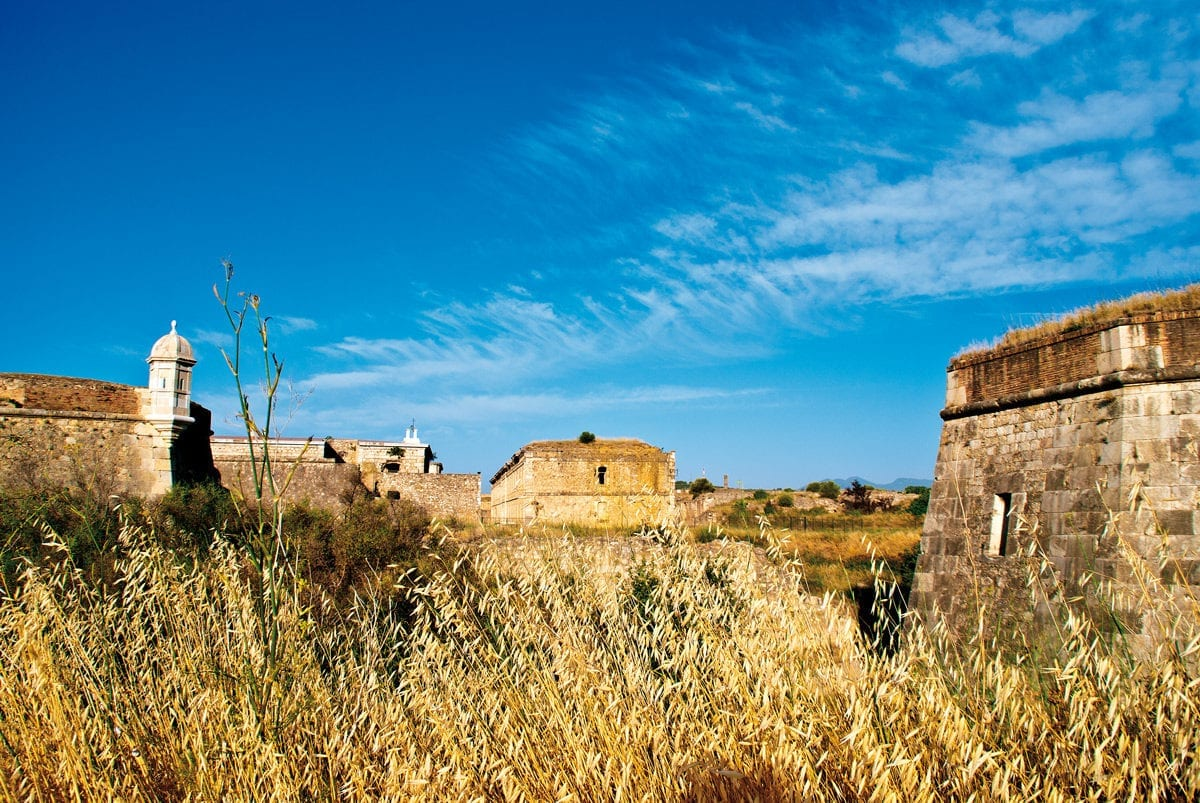 Festung Sant Ferran in Figueres