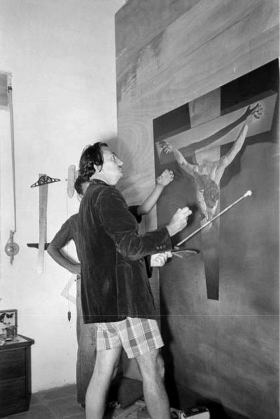 Einblick in das Schaffen Dalís.