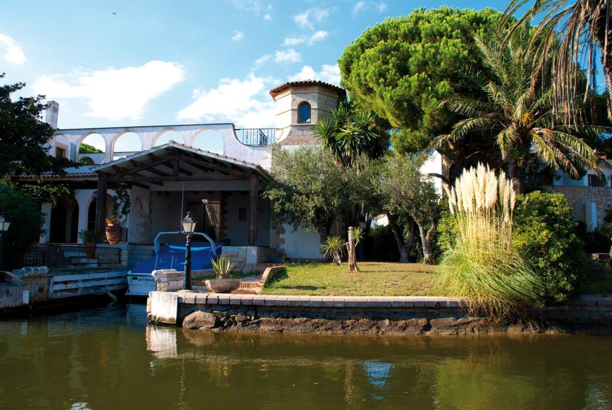 Immobilie Hauptkanal in Empuriabrava