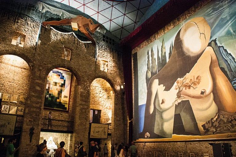 """""""Nachts im Museum""""- Dalí zum Anfassen"""