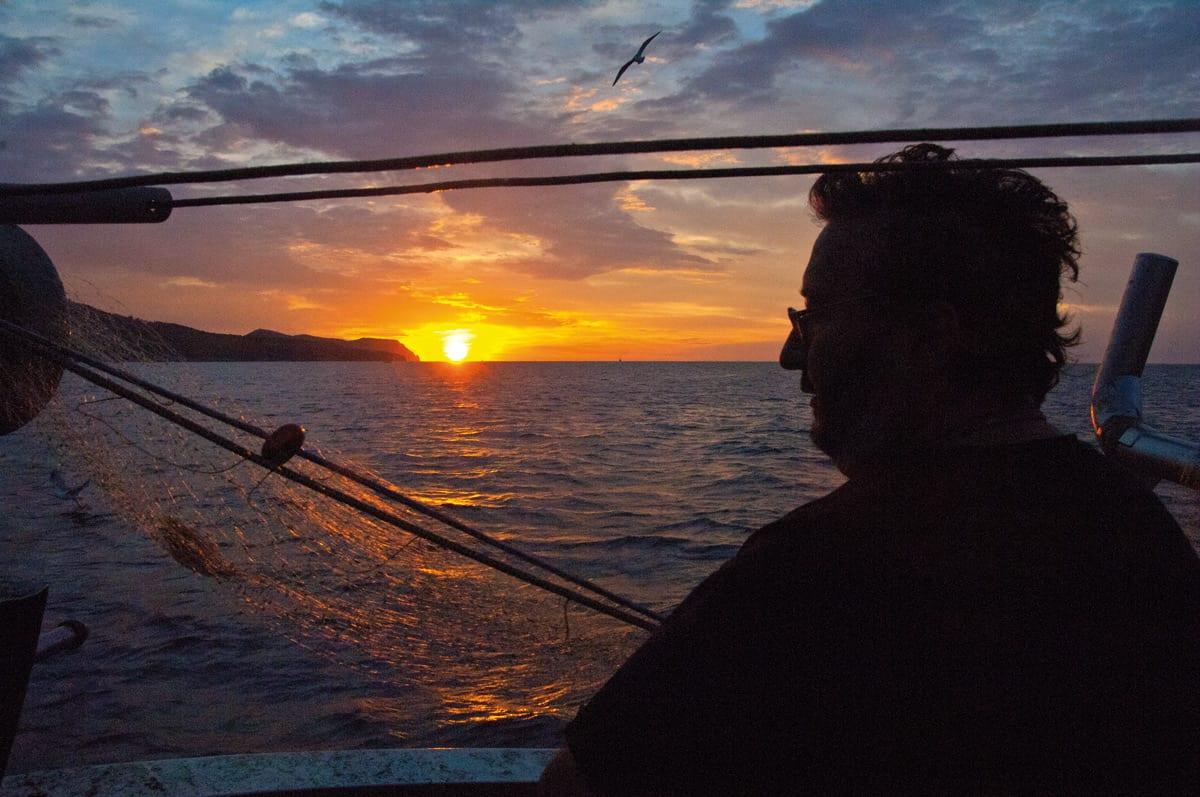Fischer Boss Costa Brava Sonnenaufgang