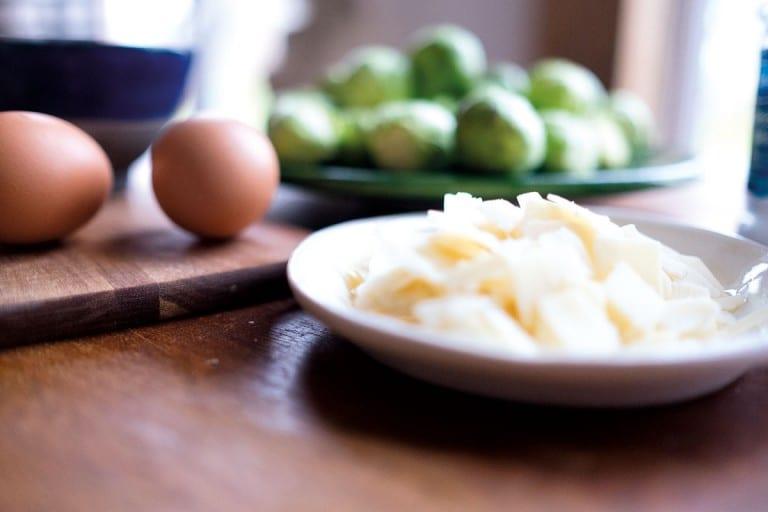 Ostermenü – Lammkeule aus dem Ofen