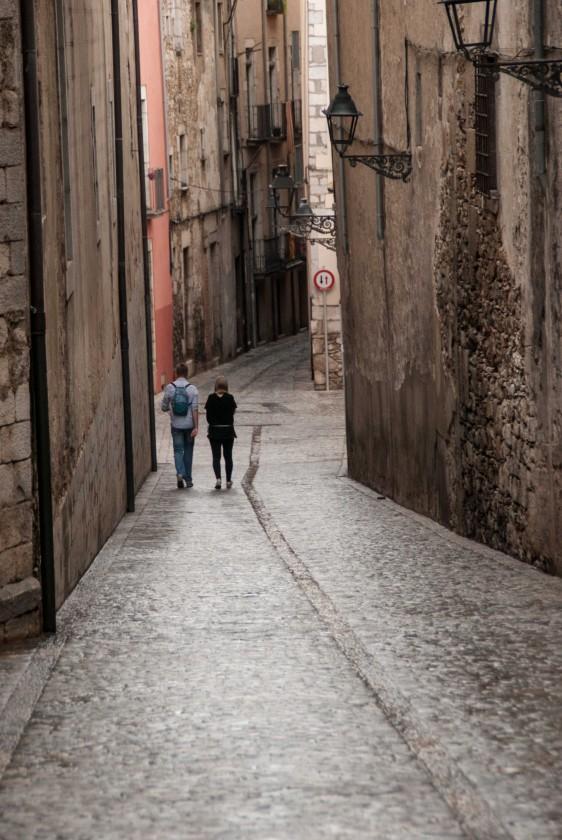 Girona-Gasse-Couple