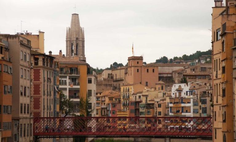 Girona –  Immer der Nase nach