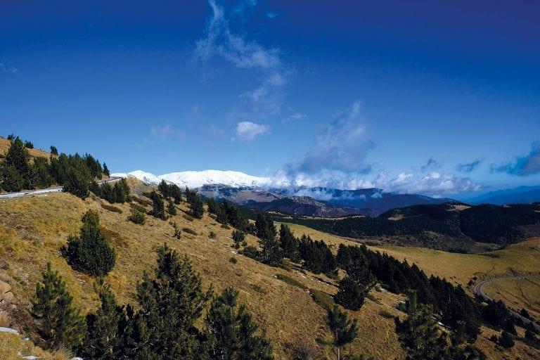 Ausflug in die Pyrenäen
