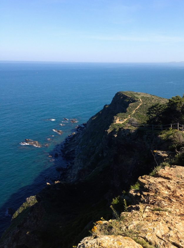 Blick bis auf den Meeresgrund.
