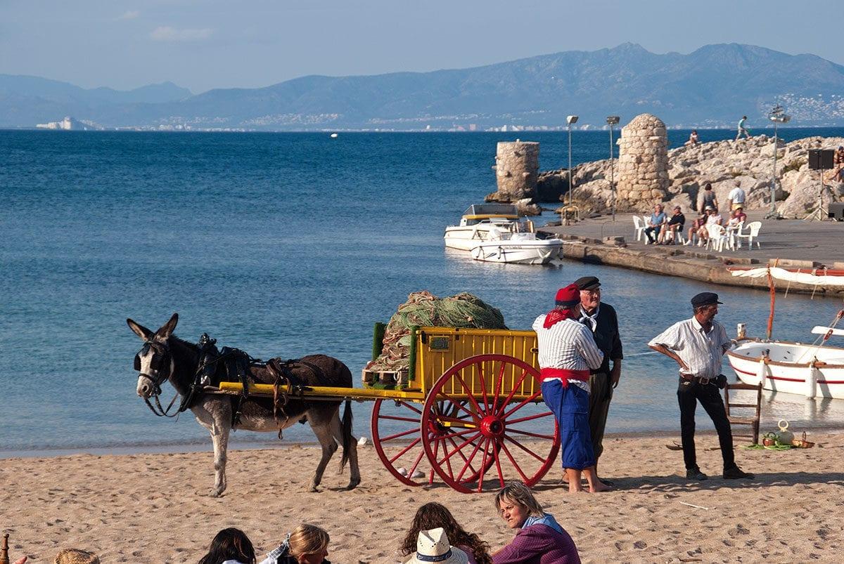 Fischerfest von L'Escala