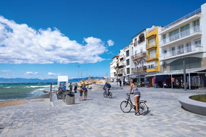Strand L' Escala