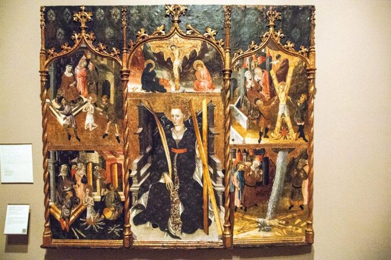Episcopal  Museum – Geschichtsstunde mal anders in Vic